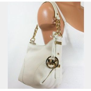 NWT Michael Kors Small Leather Shoulder Purse
